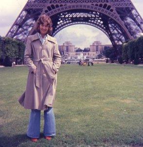 Marg at Tour Eifel