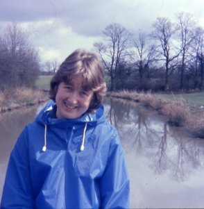 Marg on Oxford Canal