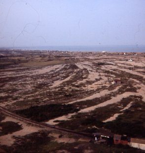 Dungeness from the lighthouse