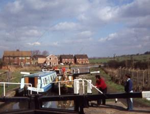 Erewash Canal, Fradley Junction