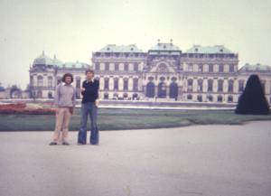 Schonbrun Palace, Vienna