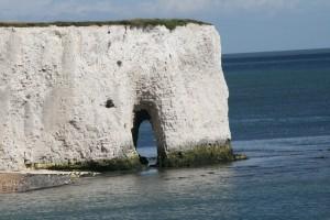Chalk arch