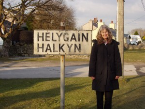 Marg at Halkyn