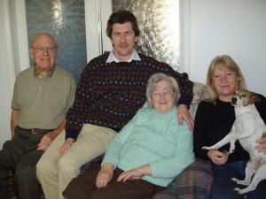 Family at Ascot Drive