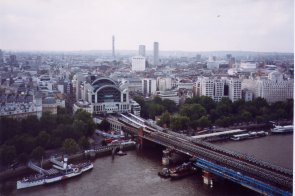 Charing Cross from the Eye