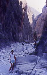 Sumaria Gorge