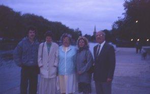 Anton, Marg, Gwen, Irene, Ron