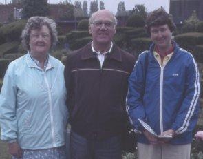 Gwen, Ron, Marg
